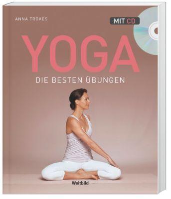 Yoga Die besten Übungen mit CD, Anna Trökes