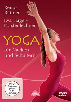 Yoga für Nacken und Schultern, 1 DVD, Remo Rittiner, Eva Hager-Forstenlechner