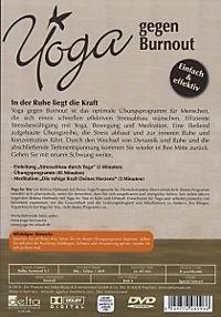 Yoga gegen Burnout - Produktdetailbild 1