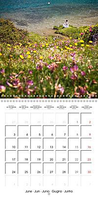 Yoga in the Italian Alps (Wall Calendar 2019 300 × 300 mm Square) - Produktdetailbild 6