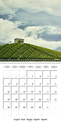 Yoga in the Italian Alps (Wall Calendar 2019 300 × 300 mm Square) - Produktdetailbild 8