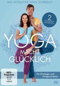 Yoga macht glücklich, Sonja Söder, Peter Schlösser