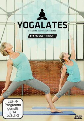 Yogalates, Ines Vogel