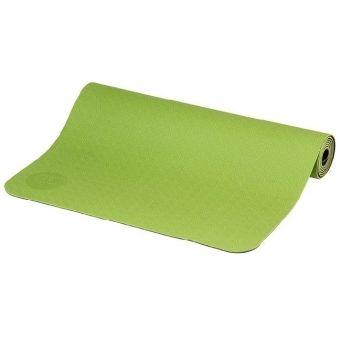 Yogamatte Lotus Pro LIGHT, grün/dunkelgrün