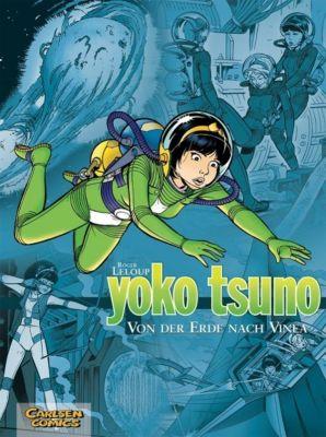 Yoko Tsuno, Von der Erde nach Vinea, Roger Leloup
