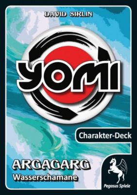 Yomi Charakter-Deck Argagarg (Sammelkartenspiel), David Sirlin