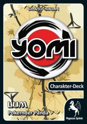 Yomi Charakter-Deck Lum (Sammelkartenspiel), David Sirlin