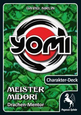 Yomi Charakter-Deck Meister Midori (Sammelkartenspiel), David Sirlin