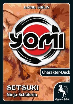 Yomi Charakter-Deck Setsuki (Sammelkartenspiel), David Sirlin