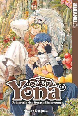 Yona - Prinzessin der Morgendämmerung, Mizuho Kusanagi