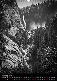 Yosemite - Might And Majesty (Wall Calendar 2019 DIN A3 Portrait) - Produktdetailbild 1