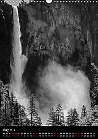 Yosemite - Might And Majesty (Wall Calendar 2019 DIN A3 Portrait) - Produktdetailbild 5