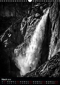Yosemite - Might And Majesty (Wall Calendar 2019 DIN A3 Portrait) - Produktdetailbild 3