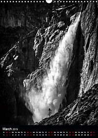 Yosemite - Might And Majesty (Wall Calendar 2019 DIN A3 Portrait) - Produktdetailbild 3