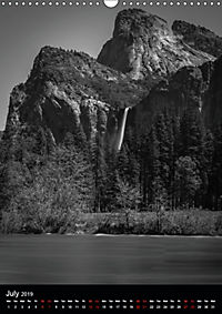 Yosemite - Might And Majesty (Wall Calendar 2019 DIN A3 Portrait) - Produktdetailbild 7