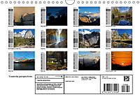 Yosemite perspectives (Wall Calendar 2019 DIN A4 Landscape) - Produktdetailbild 13