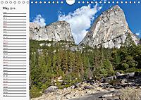 Yosemite perspectives (Wall Calendar 2019 DIN A4 Landscape) - Produktdetailbild 5