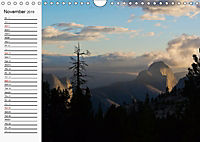 Yosemite perspectives (Wall Calendar 2019 DIN A4 Landscape) - Produktdetailbild 11