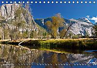 Yosemite Perspektiven (Tischkalender 2019 DIN A5 quer) - Produktdetailbild 9