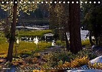 Yosemite Perspektiven (Tischkalender 2019 DIN A5 quer) - Produktdetailbild 3