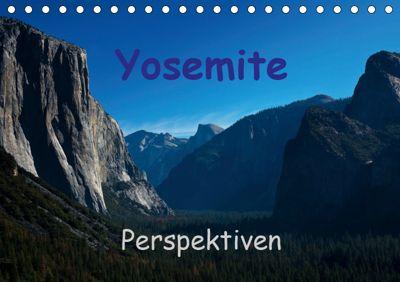 Yosemite Perspektiven (Tischkalender 2019 DIN A5 quer), Andreas Schön