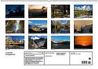 Yosemite Perspektiven (Wandkalender 2019 DIN A2 quer) - Produktdetailbild 13