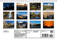 Yosemite Perspektiven (Wandkalender 2019 DIN A4 quer) - Produktdetailbild 13