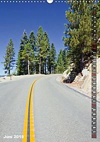 YOSEMITE VALLEY Natur Pur (Wandkalender 2019 DIN A3 hoch) - Produktdetailbild 6