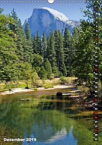YOSEMITE VALLEY Natur Pur (Wandkalender 2019 DIN A3 hoch) - Produktdetailbild 12