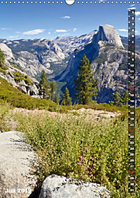 YOSEMITE VALLEY Natur Pur (Wandkalender 2019 DIN A3 hoch) - Produktdetailbild 7