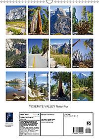 YOSEMITE VALLEY Natur Pur (Wandkalender 2019 DIN A3 hoch) - Produktdetailbild 13