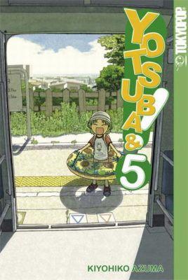 Yotsuba&!, Kiyohiko Azuma