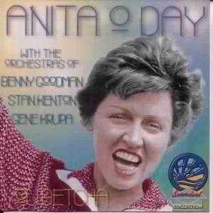 You Betcha!!, Anita O'Day