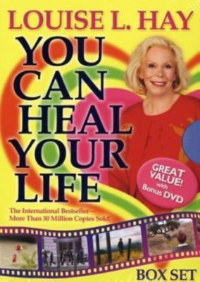 You Can Heal Your Life, by Louise L. Hay1984, Reprint (2008) like new.