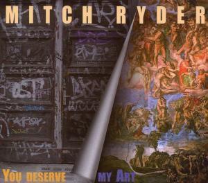 You Deserve My Art, Mitch Feat. Engerling Ryder