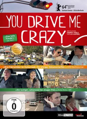 You Drive Me Crazy, Dokumentation