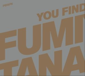 You Find The Key (3x12'') (Vinyl), Fumiya Tanaka