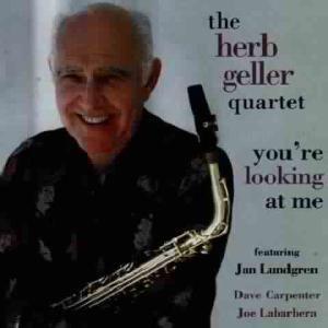 You Re Looking At Me-Rec.25.U, Herb Quartet Geller