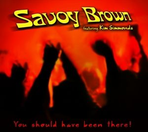 You Should Have Been There, Kim Savoy Brown & Simmonds