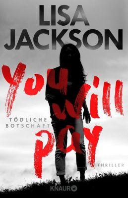 You will pay - Tödliche Botschaft, Lisa Jackson