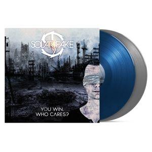 You Win.Who Cares? (Ltd.Coloured 2lp+Mp3) (Vinyl), Solar Fake