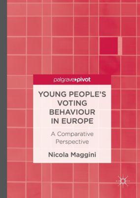 Young People's Voting Behaviour in Europe, Nicola Maggini
