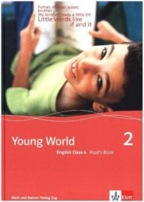 Young World: Bd.2 English Class 4, Pupil's Book