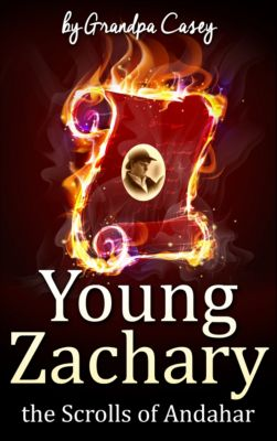 Young Zachary the Scrolls of Andahar, Grandpa Casey