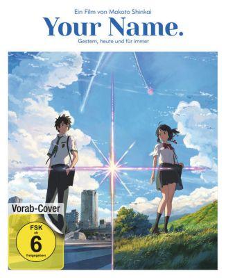 Your Name. - Gestern, heute und für immer Limited Collector's Edition, Diverse Interpreten