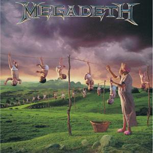 Youthanasia (Remastered Edition), Megadeth