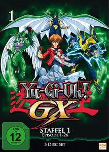 Yu-Gi-Oh! GX - Staffel 1, Box 1, N, A
