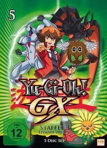 Yu-Gi-Oh! GX - Staffel 3, Box 1, N, A