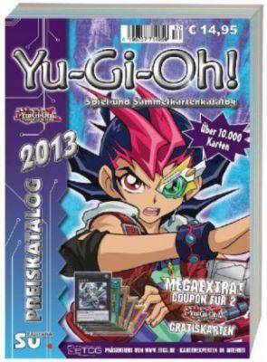 Yu-Gi-Oh! Preiskatalog 2013, Michael Steiner