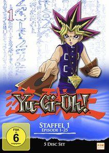 Yu-Gi-Oh - Staffel 1.1, N, A